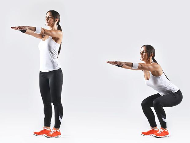 Trening siłowy – przykładowe ćwiczenia