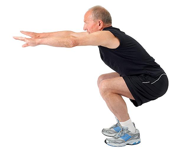 Ćwiczenia wytrzymałościowe ochronią przed upadkami
