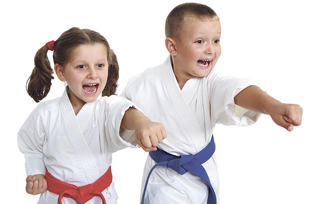 Sztuki walki dla najmłodszych. Czy to dobry pomysł?