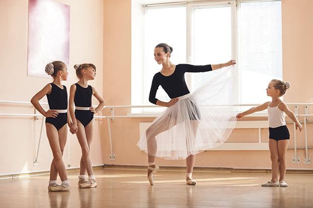Taniec dla najmłodszych – dobry dla ciała i umysłu!