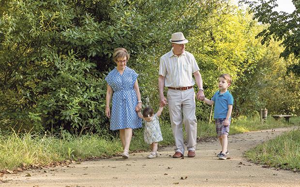 """""""W tym wieku to może mi zaszkodzić"""", czyli jak przekonać osobę starszą, że aktywność to zdrowie"""