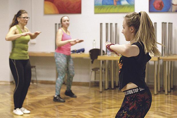 Taneczne ruchy receptą na zdrowie
