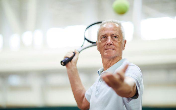 Psycholog: Sport to zdrowie. To fakt.  Ale ja powiedziałbym,  że po prostu jest fajny