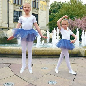 Baletnice się nie garbią